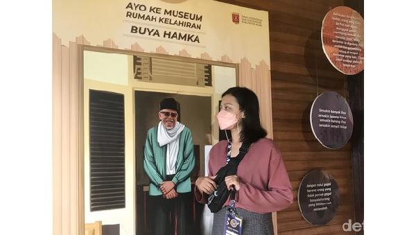 Traveler yang suka sejarah dan mengagumi karya-karya Buya Hamka bisa mampir ke Sungai Batang, Agam untuk berkunjung ke museum ini.