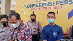 Detik-detik Korban Kejar dan Hadang Pelaku Begal Payudara di Purworejo