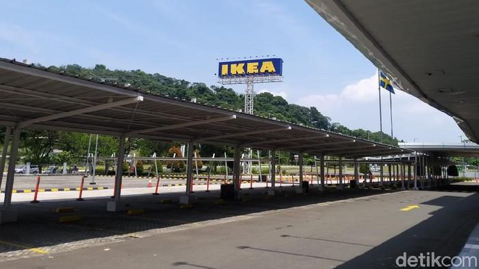 Penampakan Terkini IKEA Sentul CIty