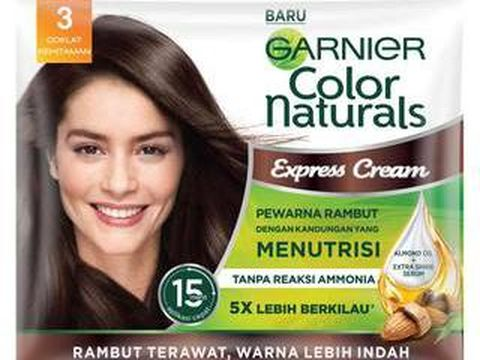 produk pewarna rambut