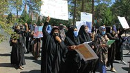 Taliban Larang Wanita Ikut Kompetisi Olahraga