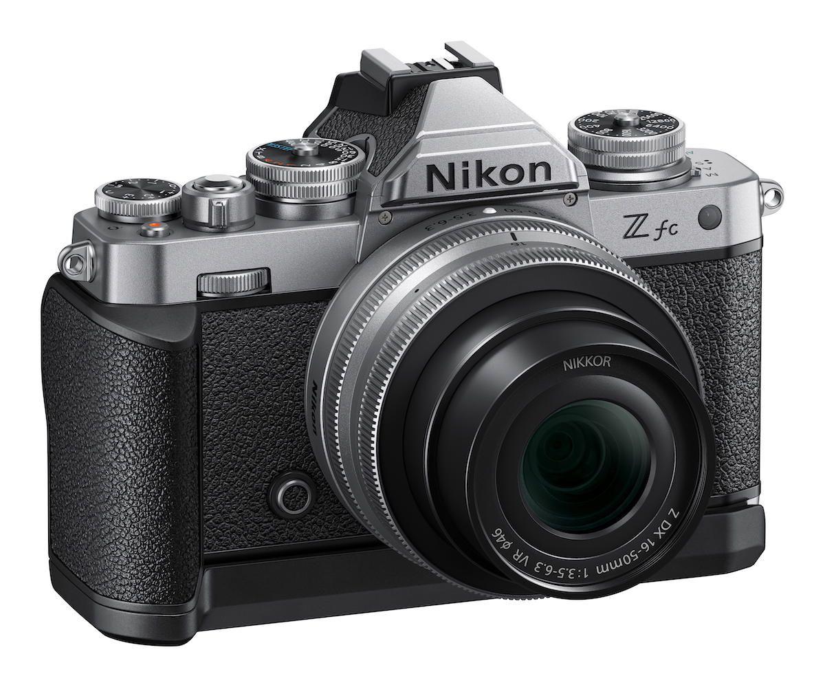 Review kamera Nikon Z fc