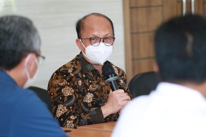 Sekretaris Jenderal Kemnaker, Anwar Sanusi