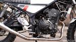 Yamaha MT-25 Disulap Jadi Scrambler Klasik