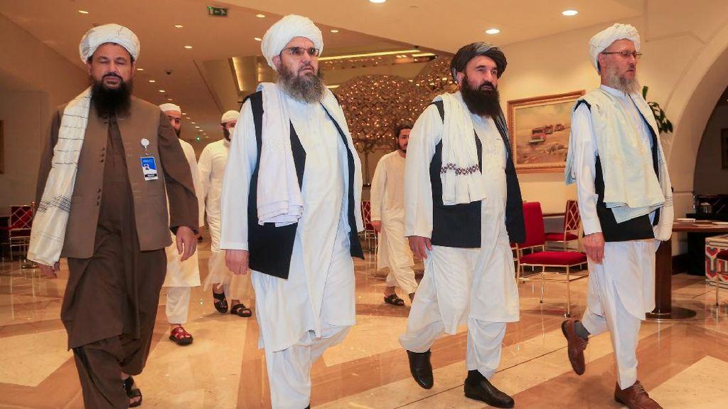 AS Akui Dialog dengan Taliban di Doha Berlangsung Jujur dan Profesional