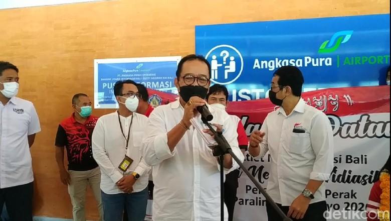 Bali Mulai Buka Tempat Wisata Jika PPKM Turun ke Level 3