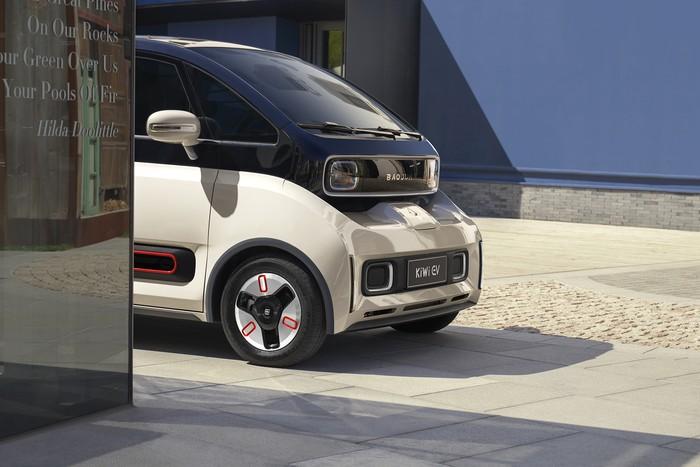 Mobil listrik Baojun KiWi