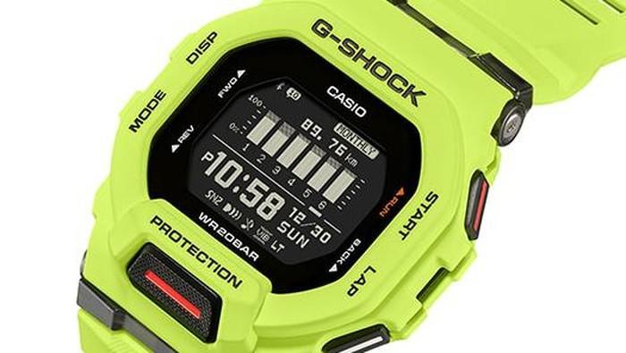 Casio G-Shock GBD-200 untuk para pecinta olahraga.