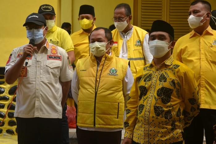 Golkar Jatim Gelar Vaksinasi di Pasuruan, Targetkan 1.000 Warga