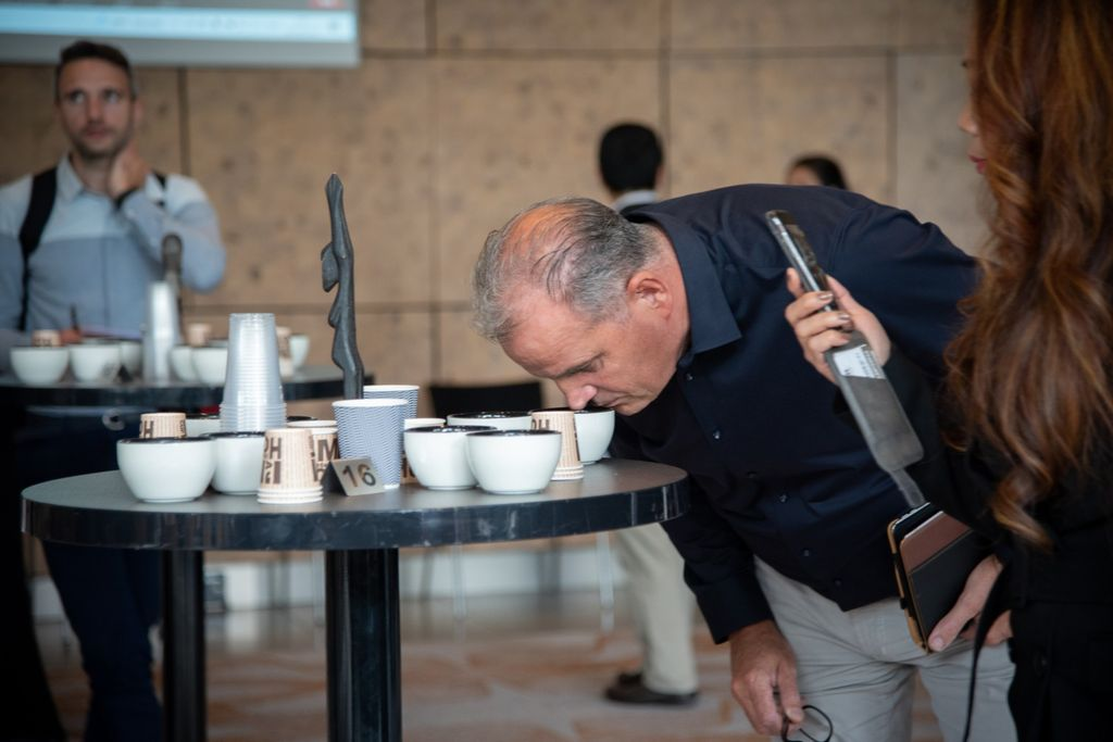 Indonesia Coffee Cupping 2021 di Den Haag Promosikan 36 Specialty Coffee Indonesia
