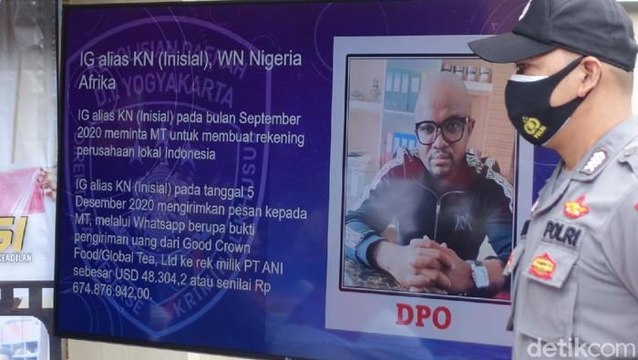 Jaringan internasional cyber crime dibongkar Polda DIY