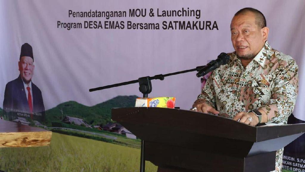 Ketua DPD: Perlu Strategi dan Pendekatan Baru untuk Kesejahteraan Rakyat
