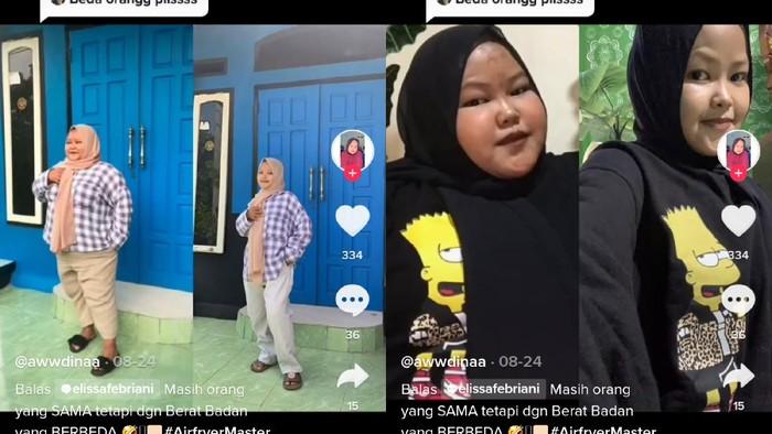 Kisah wanita sukses turunkan berat badan