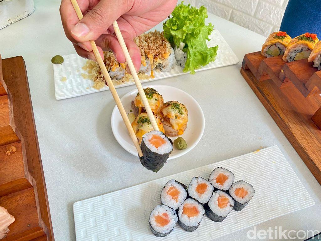 Dari Hotel Bintang 5 di Dubai Sukses Buka Gerai Sushi dari Garasi