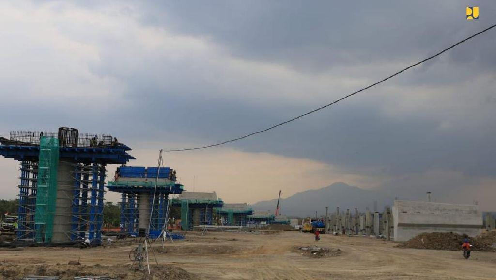 Mengintip Progres Ruas Tol Akses Bandara Kertajati