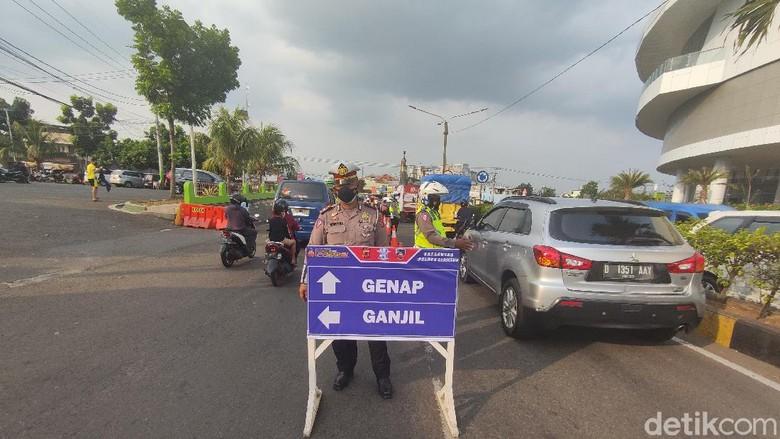 Kabupaten Cianjur terapkan ganjil genap di sepanjang Jalur Puncak