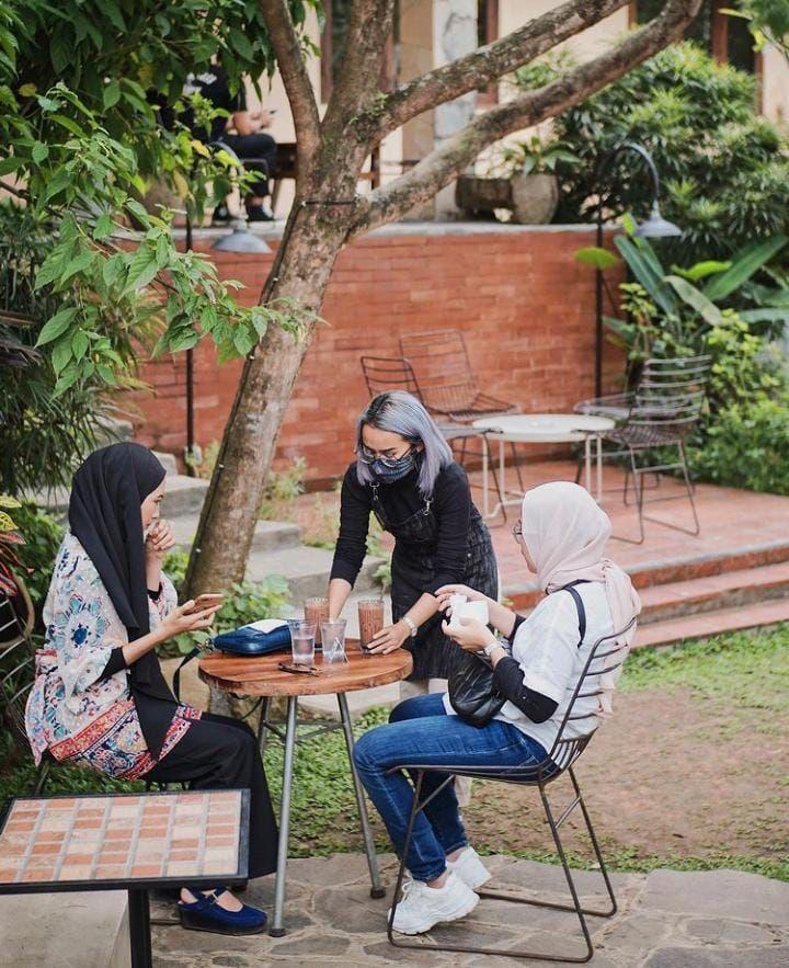 5 Kafe Kekinian di Bogor-Ciawi Ini Cocok Buat Habiskan Akhir Pekan