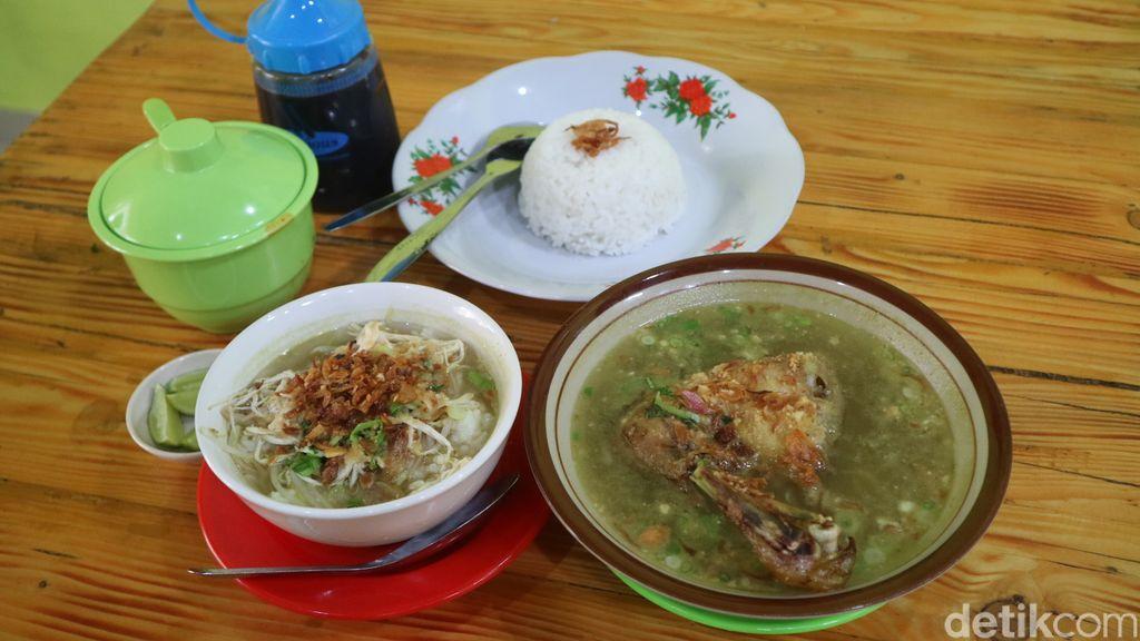 Soto Gentong khas Kudus, Jawa Tengah yang Sedap untuk Sarapan