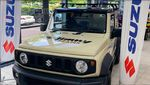 Suzuki Jimny Jadi Kedai Kafe Keliling