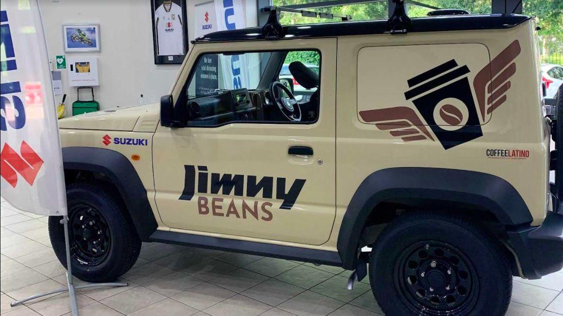 Suzuki Jimny Beans