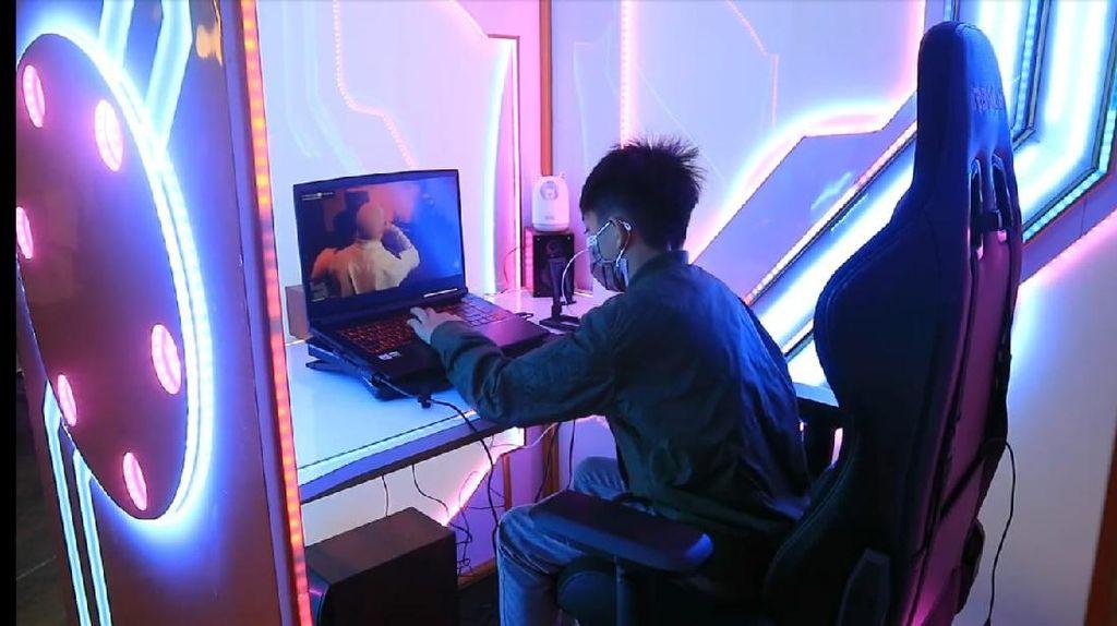Keren! Kreator Bandung Tawarkan Sensasi WFH-Belajar Online Ala Gamers