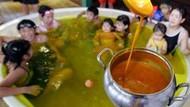 5 Onsen di Jepang Ini Suguhkan Mandi di Tanah Hingga Kuah Kari