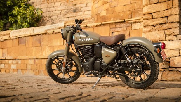 All New Royal Enfield Classic 350