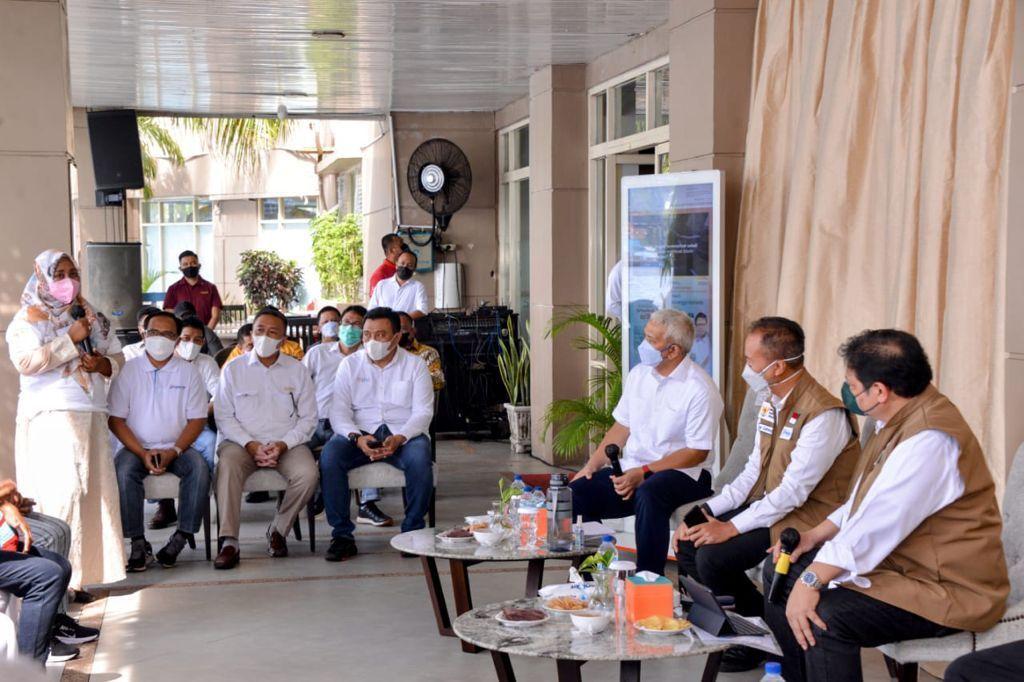Geliat Manfaat Program Kartu Prakerja bagi Pertumbuhan Perekonomian di Papua Barat. Ist