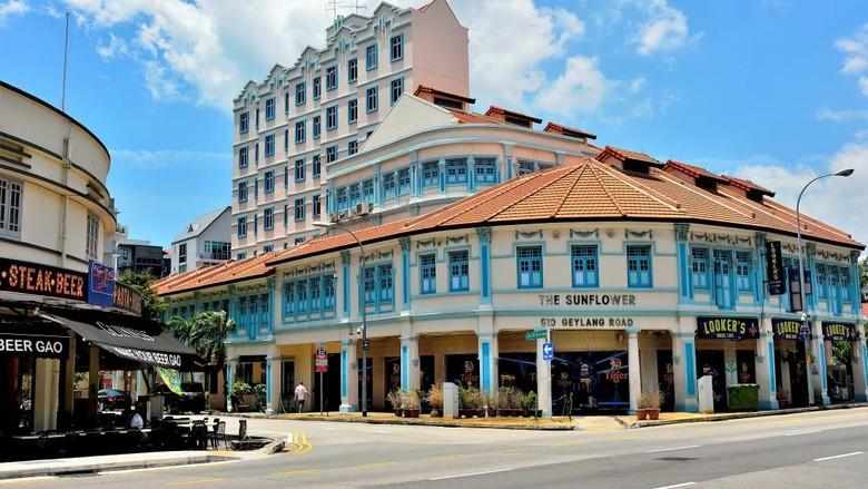 Geylang, Singapura