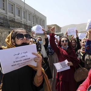 Taliban Tidak Mengizinkan Wanita Jadi Menteri: Mereka Harusnya Melahirkan