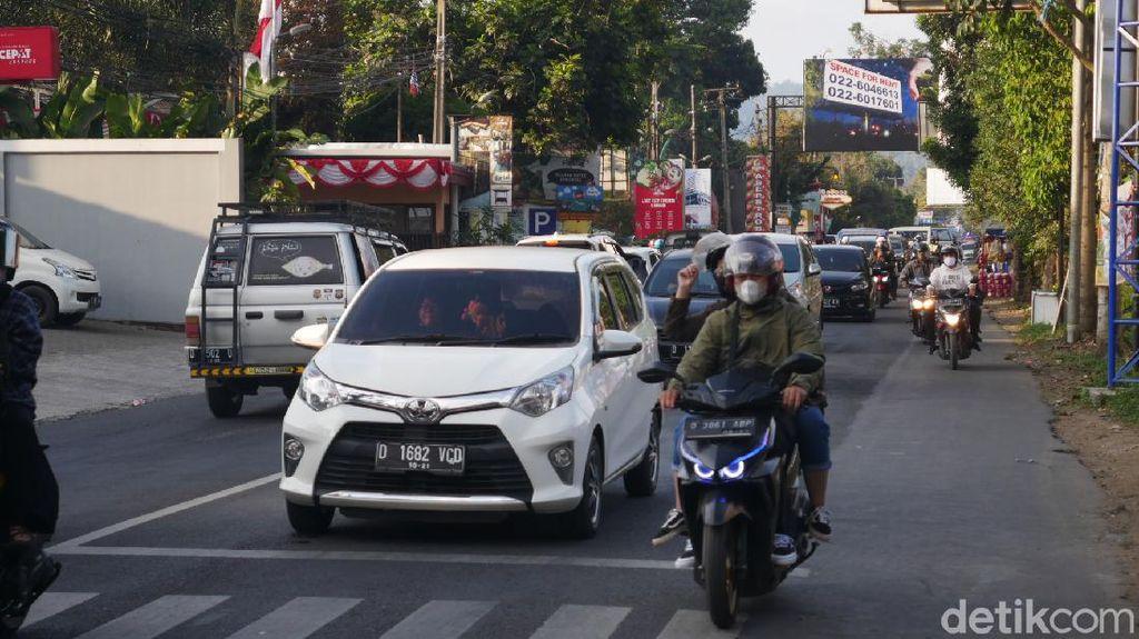 Pemkab KBB Was-was Dampak Membludaknya Wisatawan ke Lembang