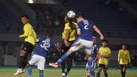 Bali United Vs Persib: Nick Kuipers Bisa Main atau Absen?
