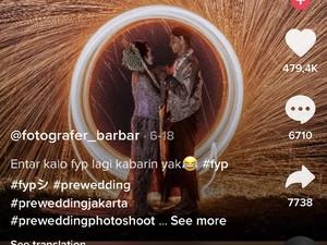 Viral Prewedding Penuh Perjuangan, Naik Bukit Pakai Baju Adat Jawa