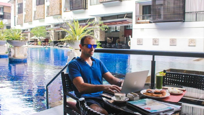 Work from Home di Trans Resort Bali