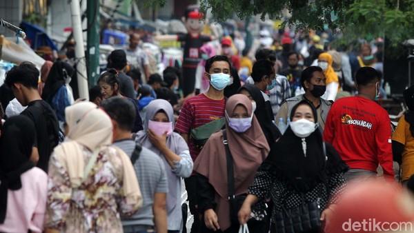 Keramaian itu berlangsung saat Yogyakarta masih menjalankan Pemberlakuan Pembatasan Kegiatan Masyarakat atau PPKM Level 4.