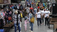 Biar Nggak Berkerumun di Malioboro, Petugas Halau Bus Wisata