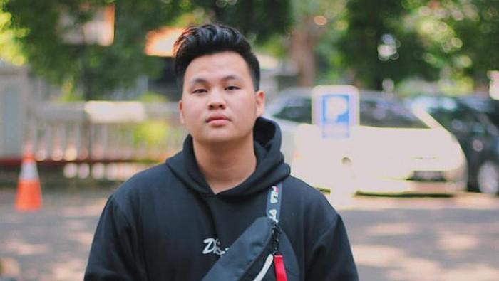 Andrew Dinata Seleb TikTok yang hobi bikin prank untuk berbagi