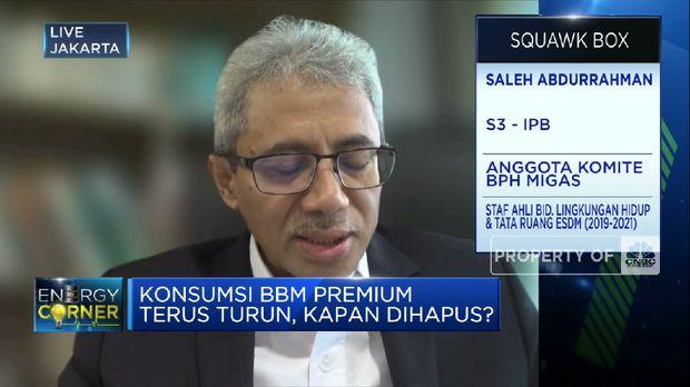 BPH Migas Sebut Ini Faktor Pendorong Turunnya Konsumsi BBM Premium (CNBC Indonesia TV)
