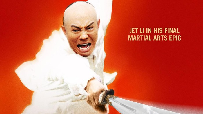 Deretan film yang dibintangi Jet Li.