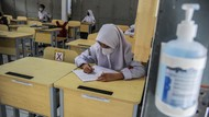 Gelar PTM Terbatas, Sekolah di Bandung Terapkan Prokes Ketat