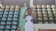 Aktif Ikuti Gymnastic Sejak Kecil, Anak Ini Juga Berprestasi Akademik