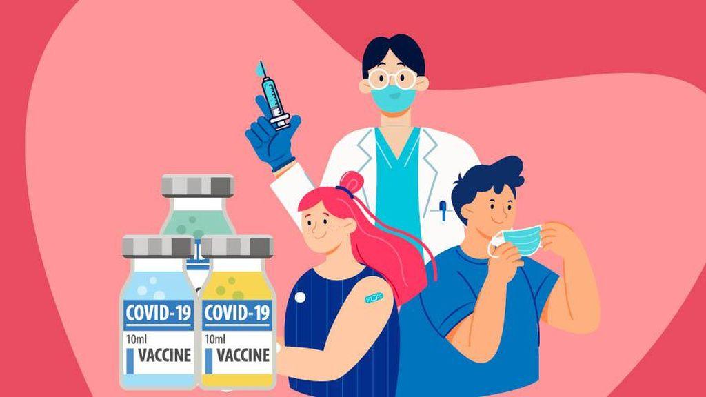 Ini Jawaban Mengapa 5 Daerah di Jatim Vaksinasinya Masih di Bawah 20%
