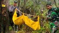 Cerita Mistis Tim SAR saat Evakuasi Kerangka di Hutan Lindung Banyuwangi