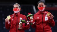 Raih Emas Paralimpiade Tokyo, Leani Ratri Cs Dapat Bonus Rp 500 Juta