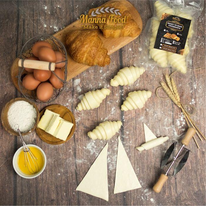 Mantul! Ini 10 Croissant Renyah Buat Teman Ngopi Sore