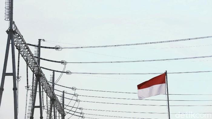 Pembangunan Pembangkit Listrik Tenaga Uap (PLTU) mulut tambang terbesar di Asia Tenggara di Sumatera Selatan terus menunjukkan progres signifikan. Ini potretnya