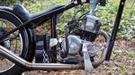 Yamaha Scorpio Ternyata Cocok Dibuat Jadi Chopper, Lihat Aja Nih!