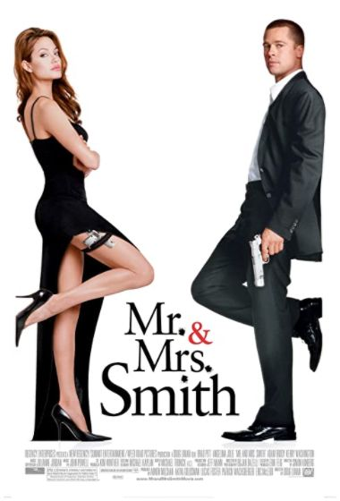 Film Mr & Mrs Smith