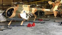 Nasib Pesawat Militer Afghanistan Usai Bandara Kabul Dikuasai Taliban