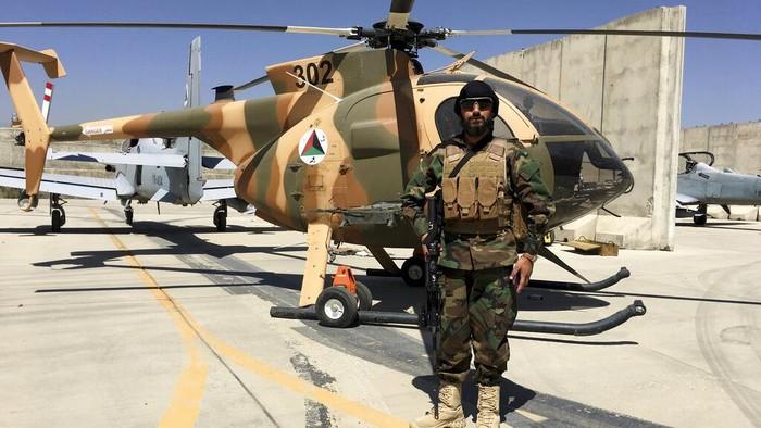Bandara di kawasan Kabul dikuasai Taliban usai AS angkat kaki dari Afghanistan. Lantas bagaimana nasib pesawat militer yang ada di area bandara tersebut?